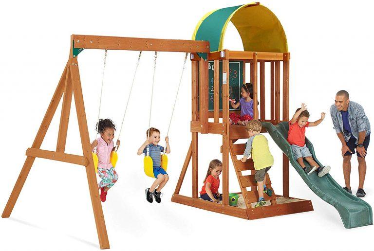 best swing sets for older kids