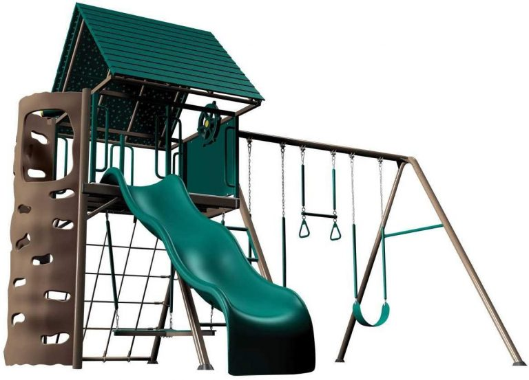 best rated swing sets