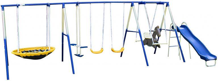 best swing set for the money