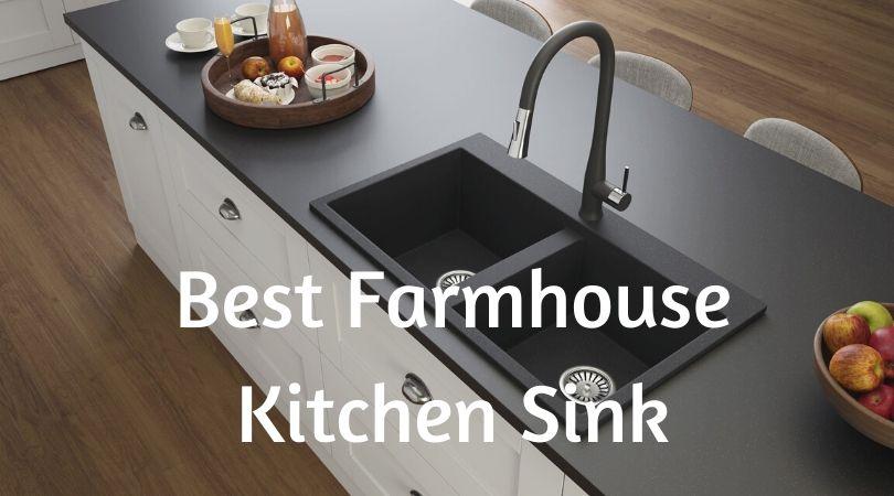 10 Best Farmhouse Kitchen Sink in 2020 [Reviews & Buyer\'s ...