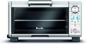 breville under cabinet toaster oven