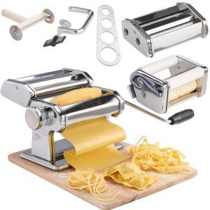 Hand Crank Pasta Extruder