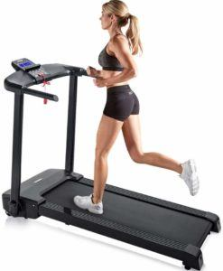 slim treadmill
