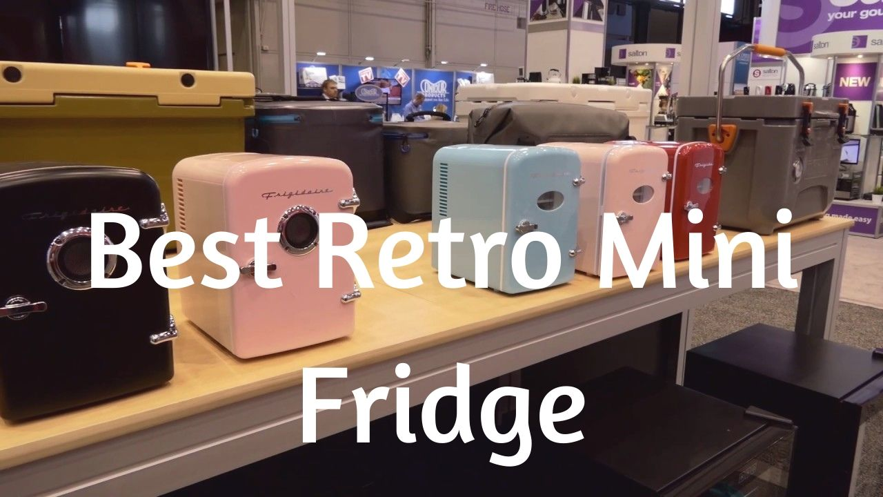 Best Retro Mini Fridge